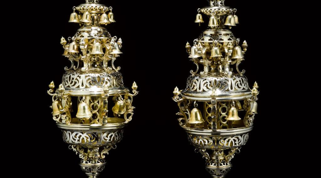 Boston museum pays $500K for rare Torah ornaments