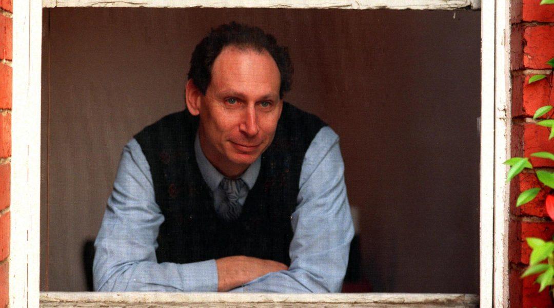 The novelist Richard Zimler