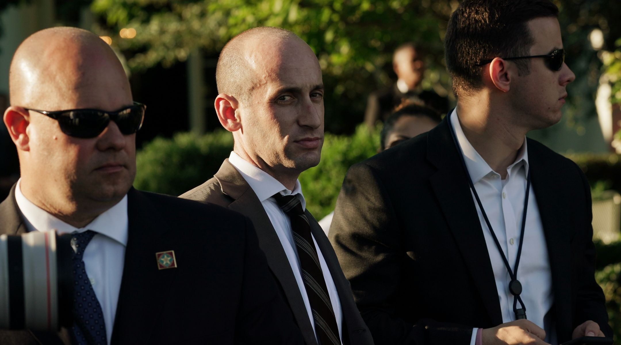 Stephen Miller is reportedly readying immigration orders for a second Trump term. He also advanced...