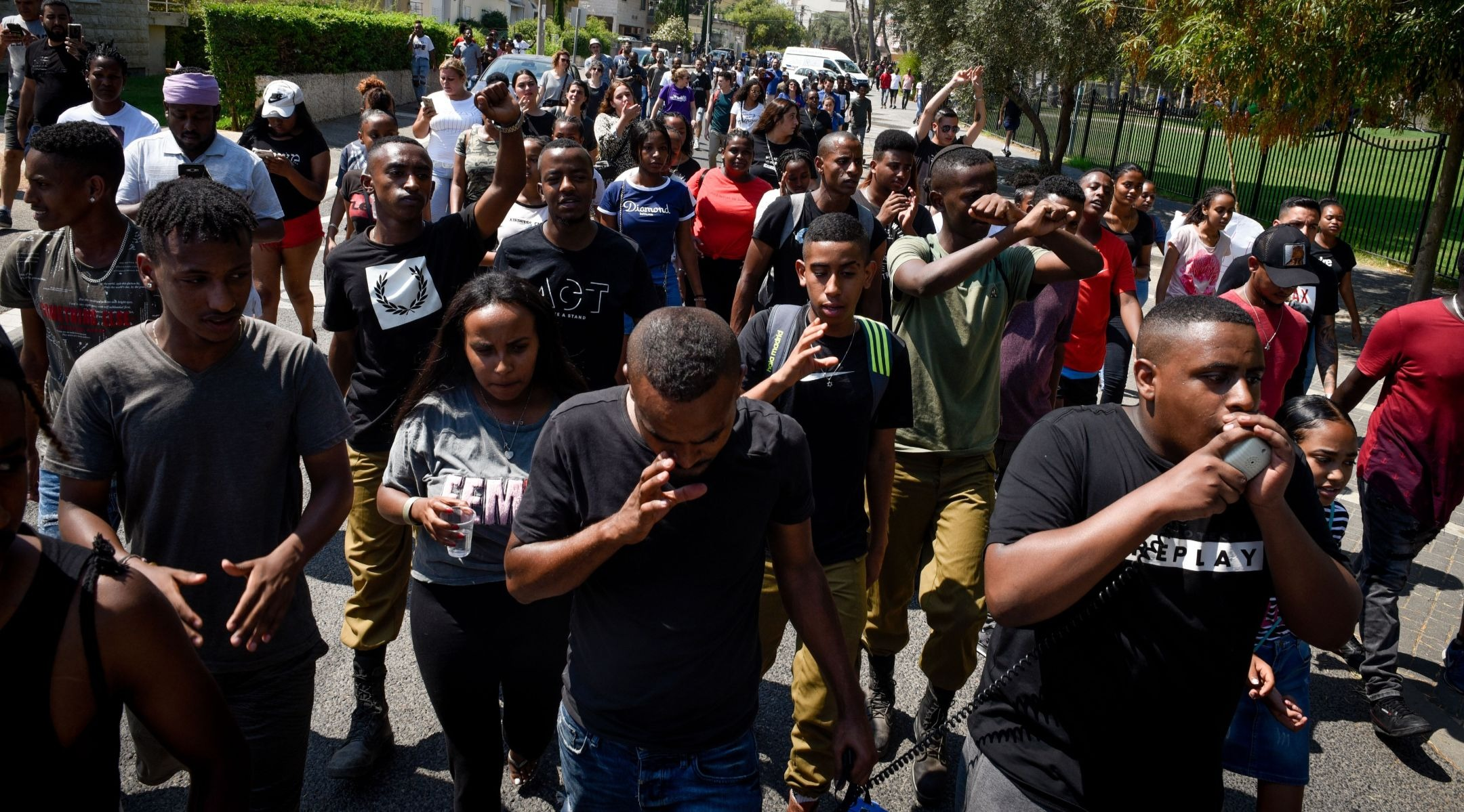 The Protests By Ethiopian Israelis Explained Jewish