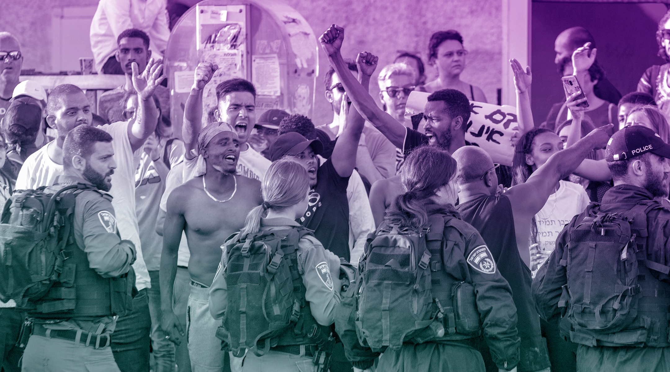 The protests by Ethiopian Israelis, explained - Jewish Telegraphic