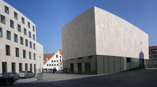 Jewish Museum Munich (Chumwa/Wikimedia Commons)