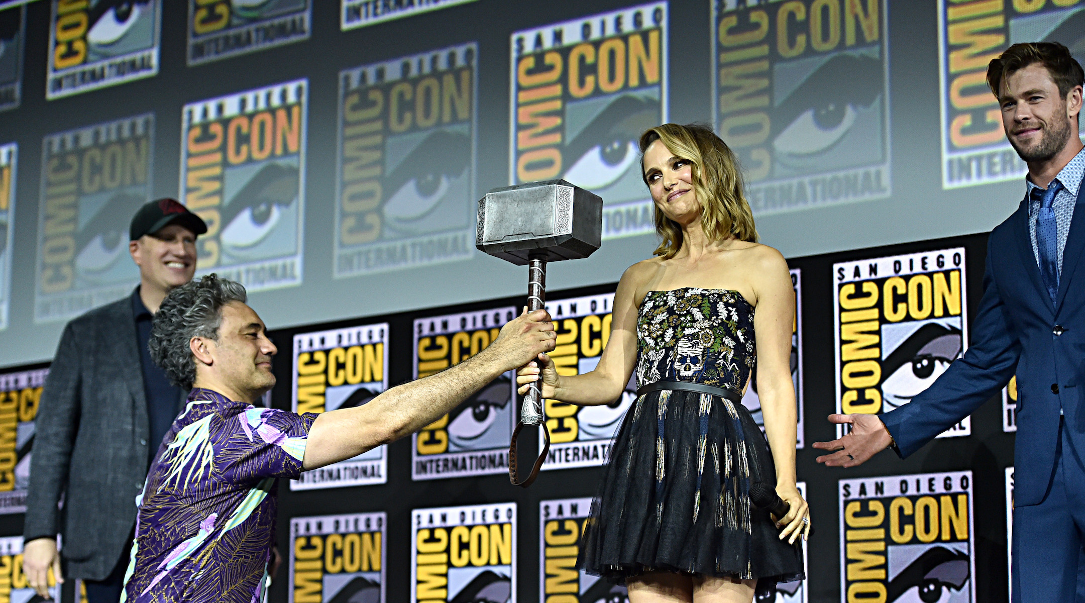 Image result for natalie portman thor
