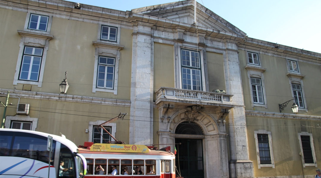 The Tribunal of Appeals in Lisbon, Portugal. (João Carvalho/Wikimedia Commons)