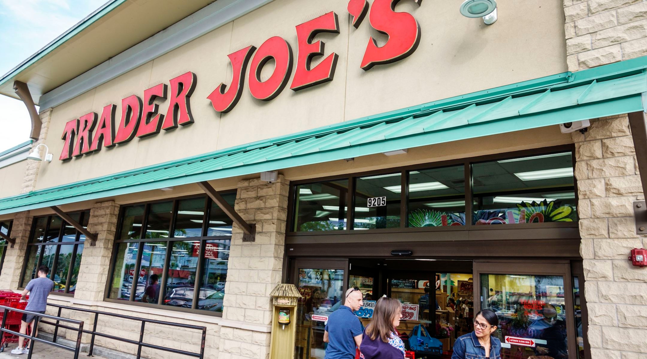 Trader Joe's is not your synagogue  But what if? - Jewish