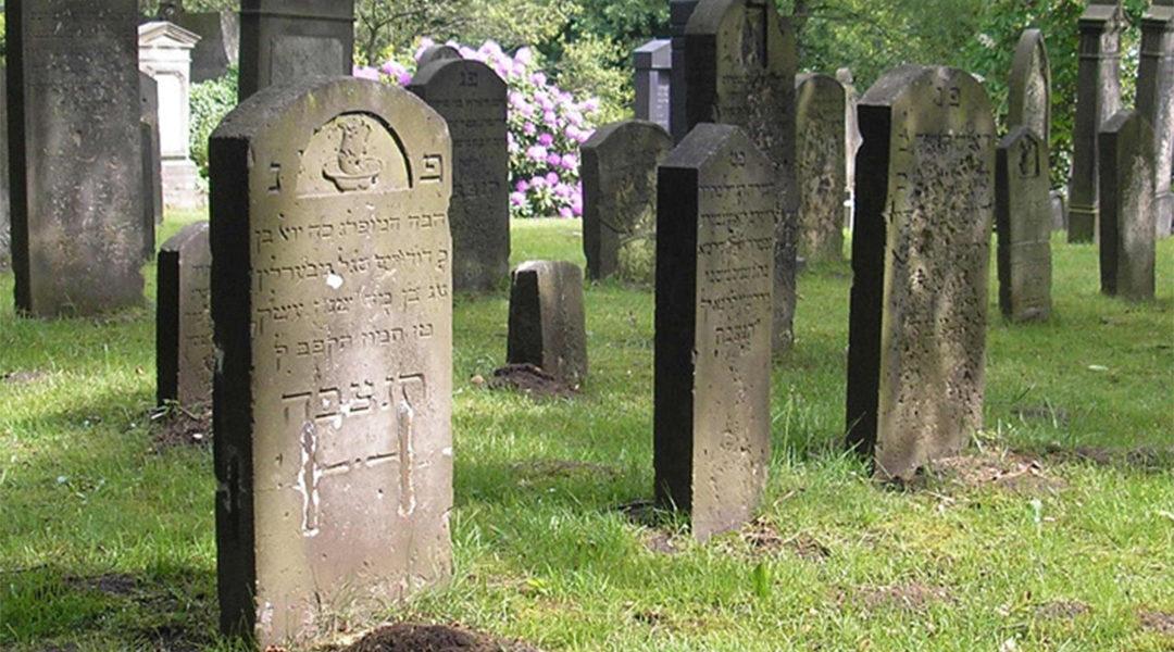 The Harburg Jewish Cemetery Archaeological Museum Hamburg