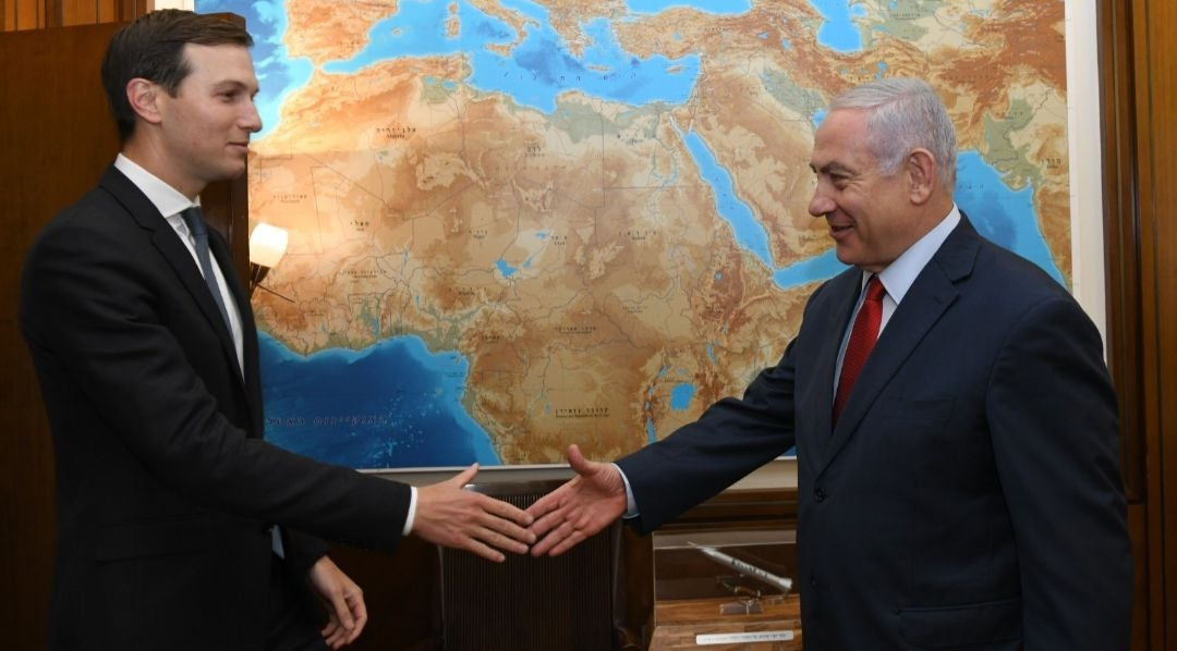 Slow down annexation process, Jared Kushner and other US officials tell Netanyahu