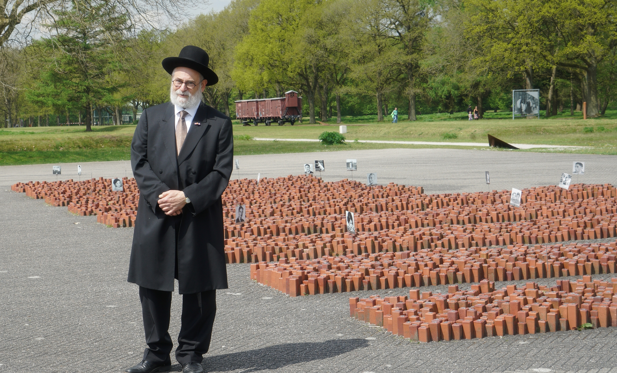 Dutch chief rabbi says 'no need' for churches' mea culpa over Holocaust inaction