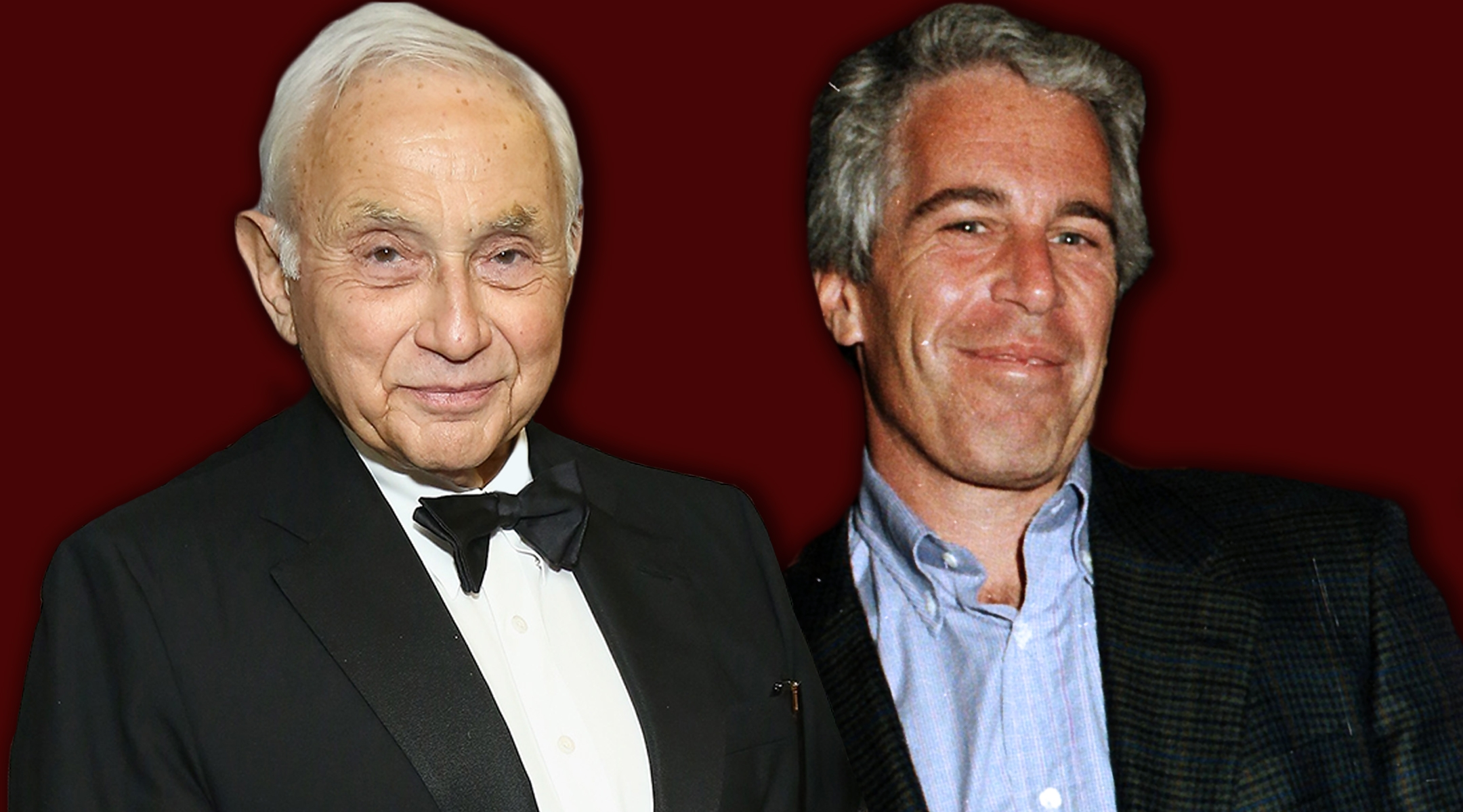 Jeffrey Epstein and billionaire Leslie Wexner were close for years. Now Epstein's scandal is dogging Wexner. (Laura E. Adkins/Getty Images)