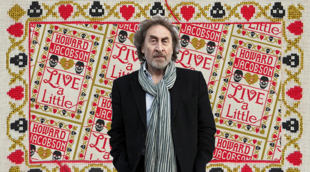 Howard Jacobson on his new novel, British anti-Semitism and calling himself the 'Jewish Jane Austen'