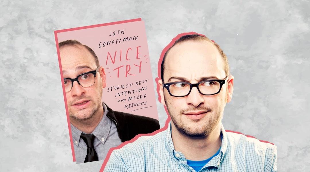 Josh Gondelman is the nicest guy in comedy