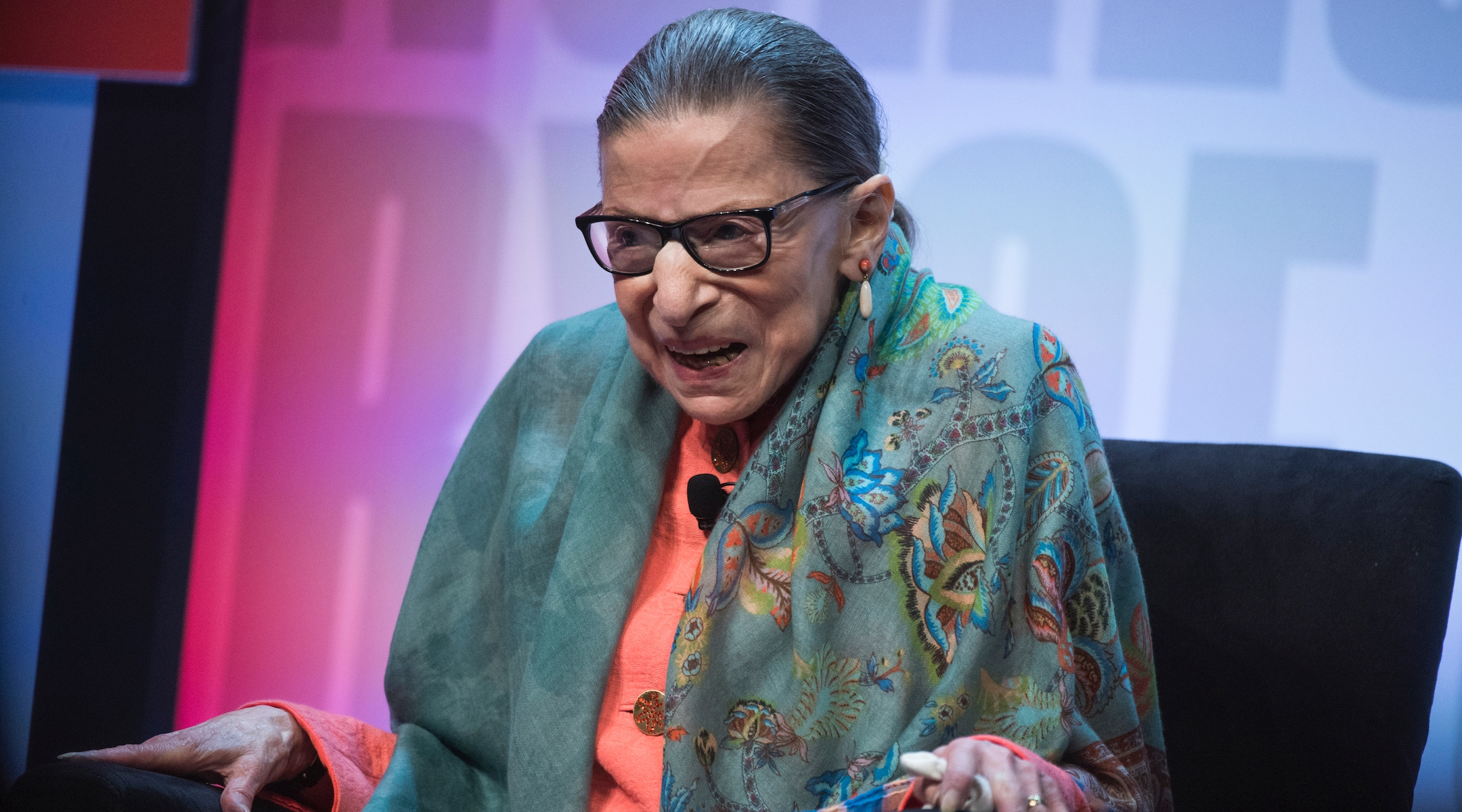 Ruth Bader Ginsburg hospitalized for suspected infection