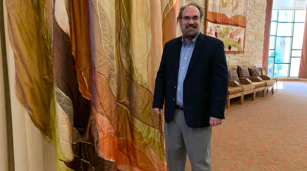 Las Vegas rabbi on what it's like to lead a synagogue in 'Sin City'