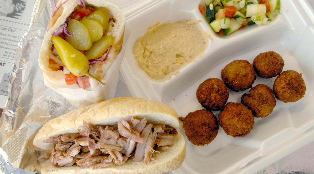Tourist pays $2,800 for shawarma platter in Jerusalem