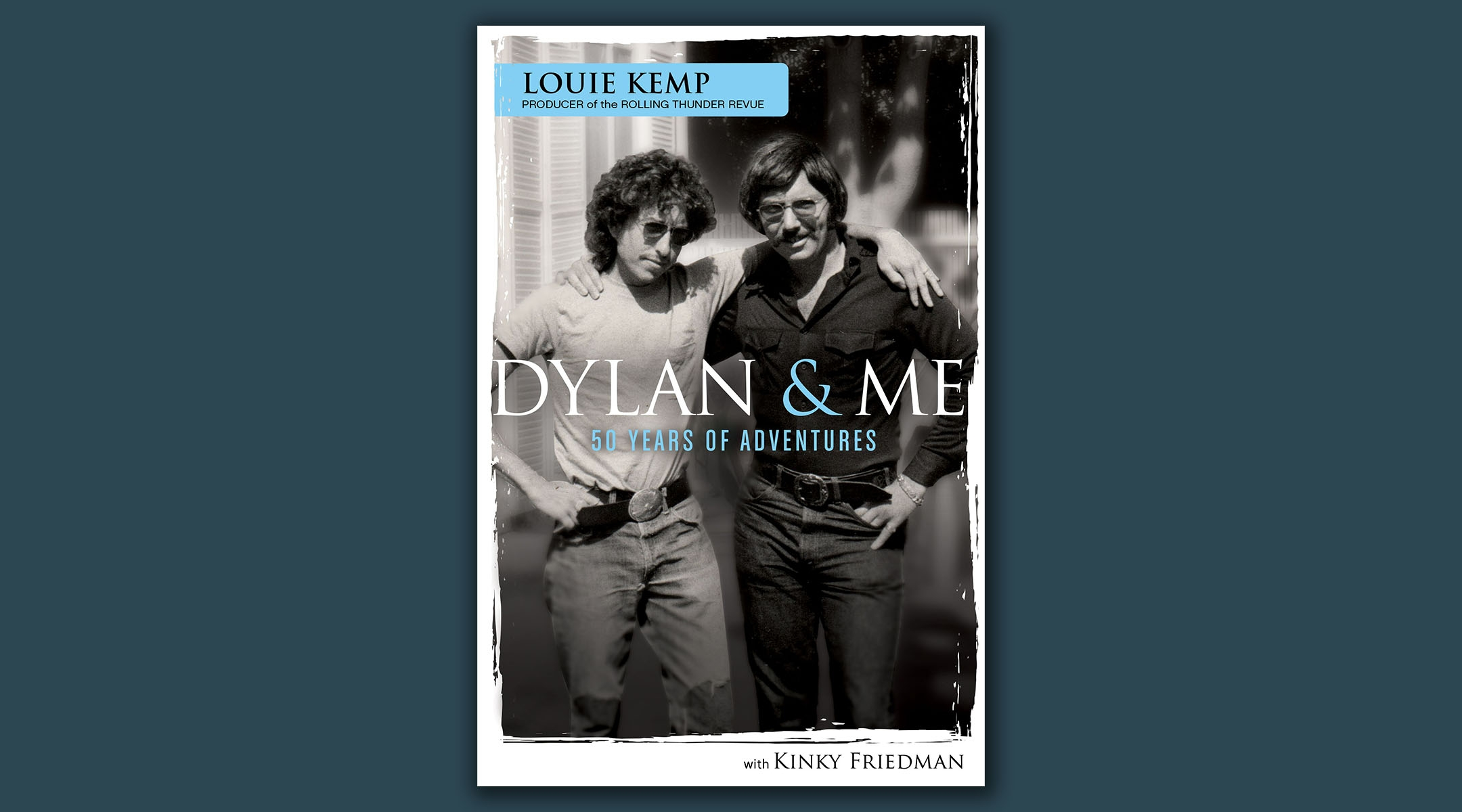 He met Bob Dylan at a Jewish camp, and they stayed good friends for 50 years