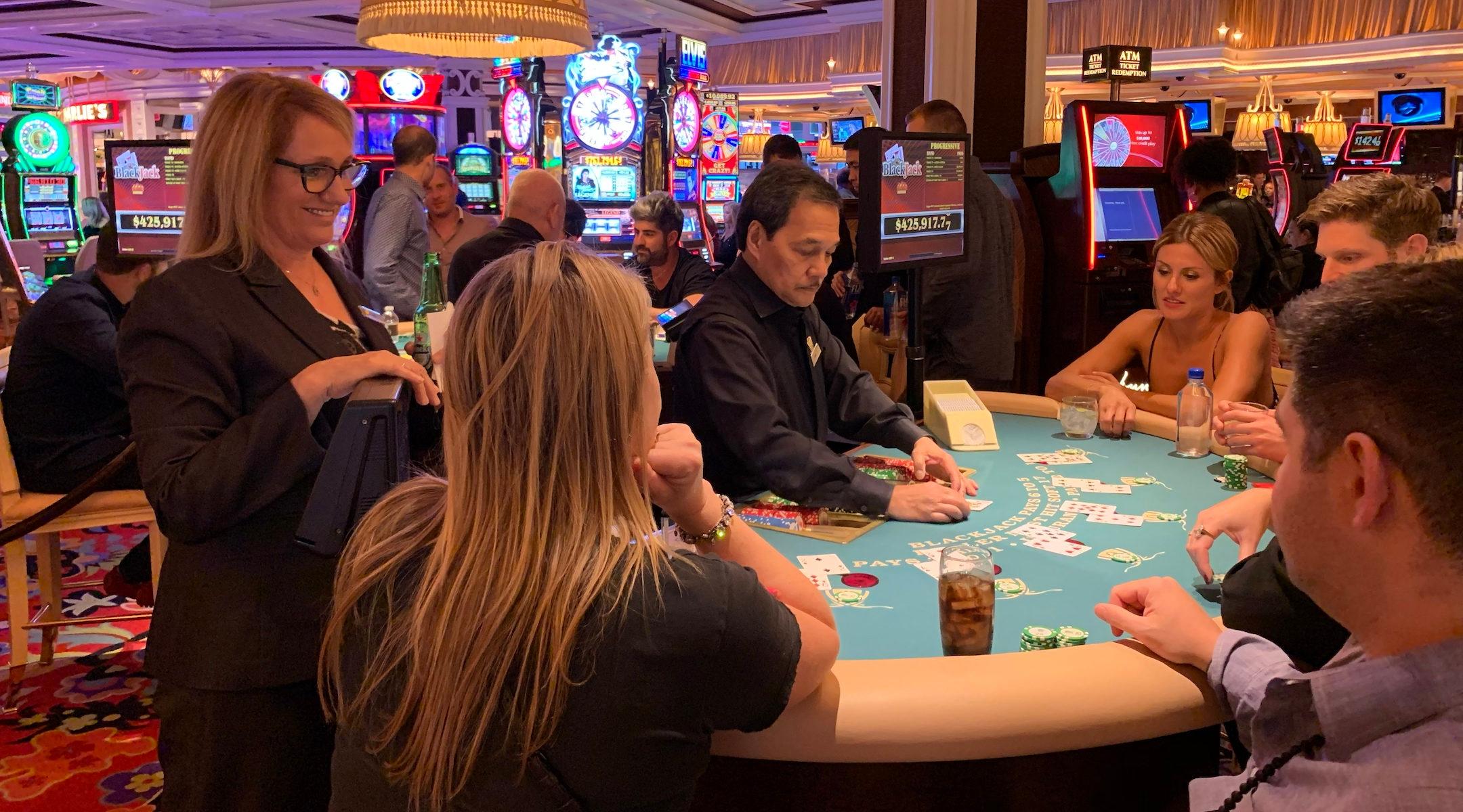 Blackjack Dealer Jobs Las Vegas