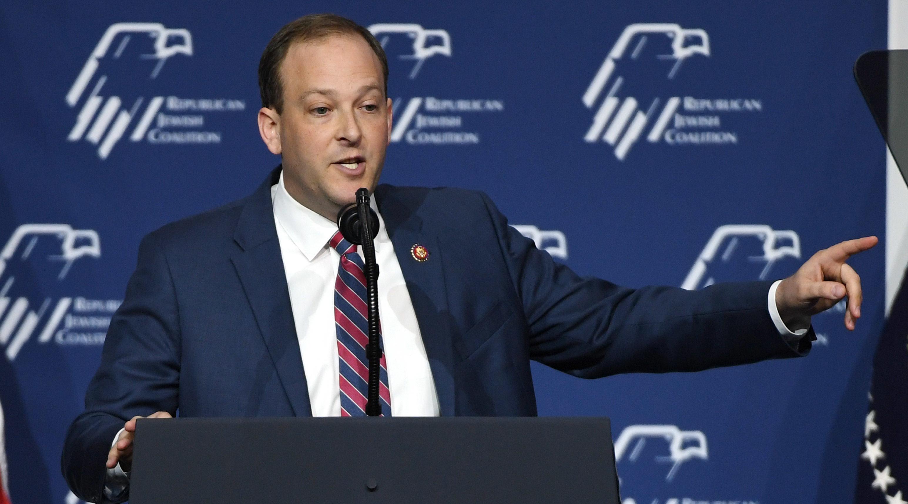 Rep. Lee Zeldin considering run for New York governor