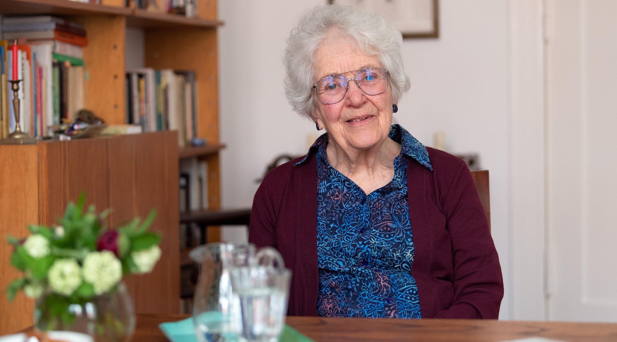 Laureen Nussbaum