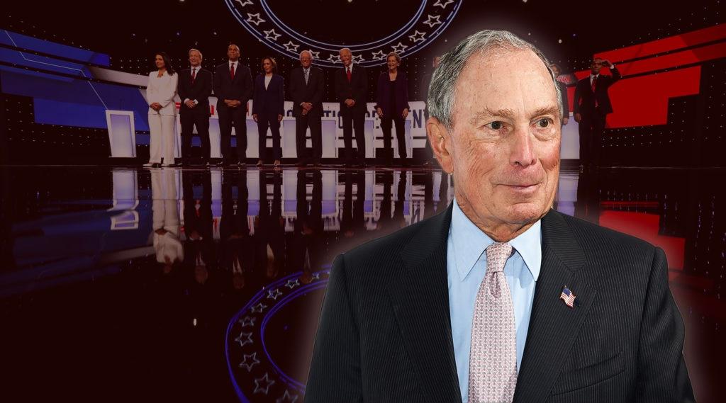 Michael Bloomberg preparing to run for president