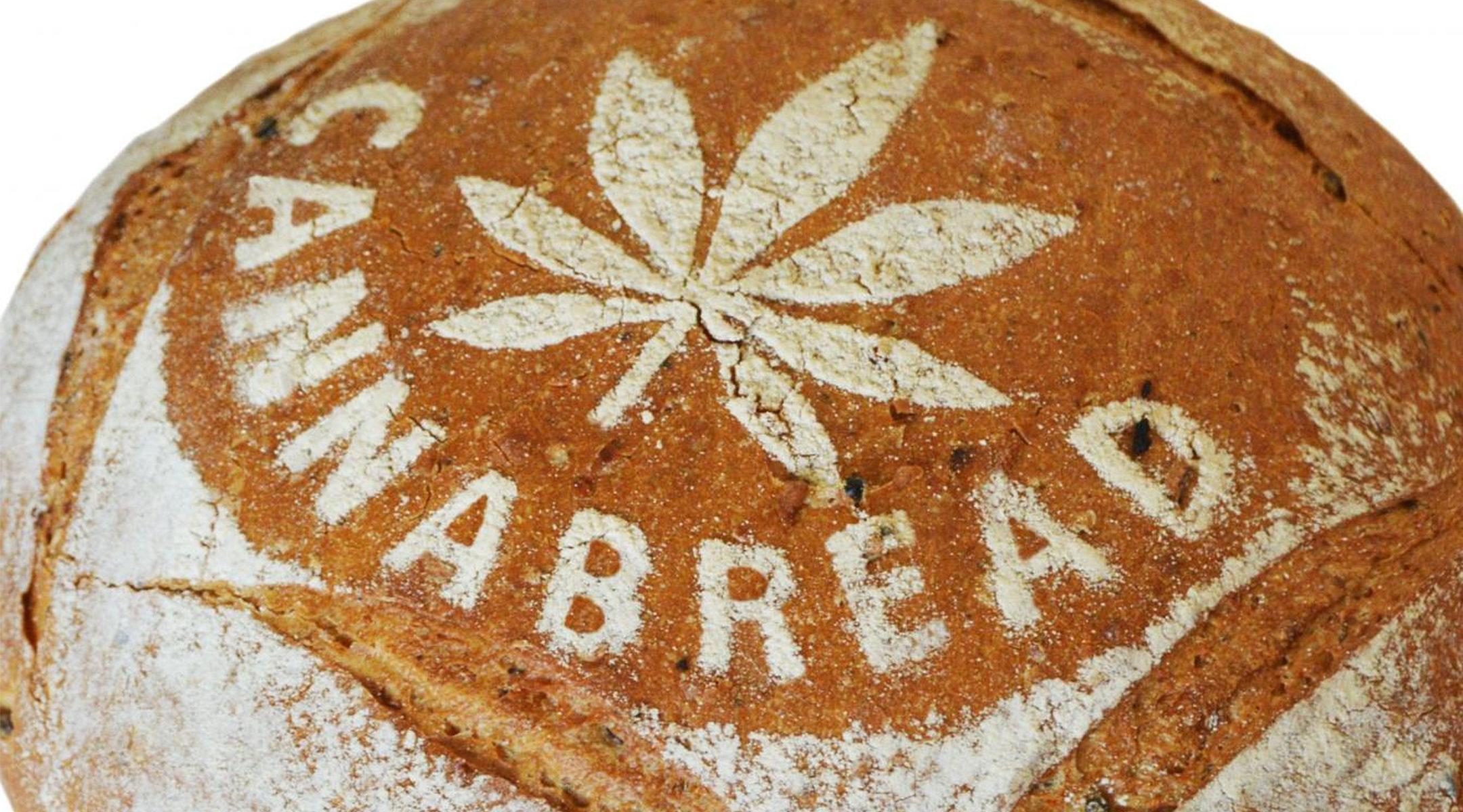 Cannabread contains 15% marijuana. (Courtesy)
