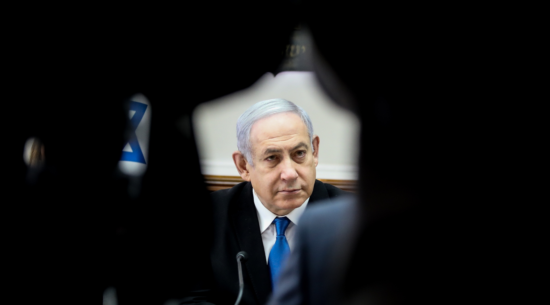 HBO is developing a series called 'Bibi' about Benjamin Netanyahu