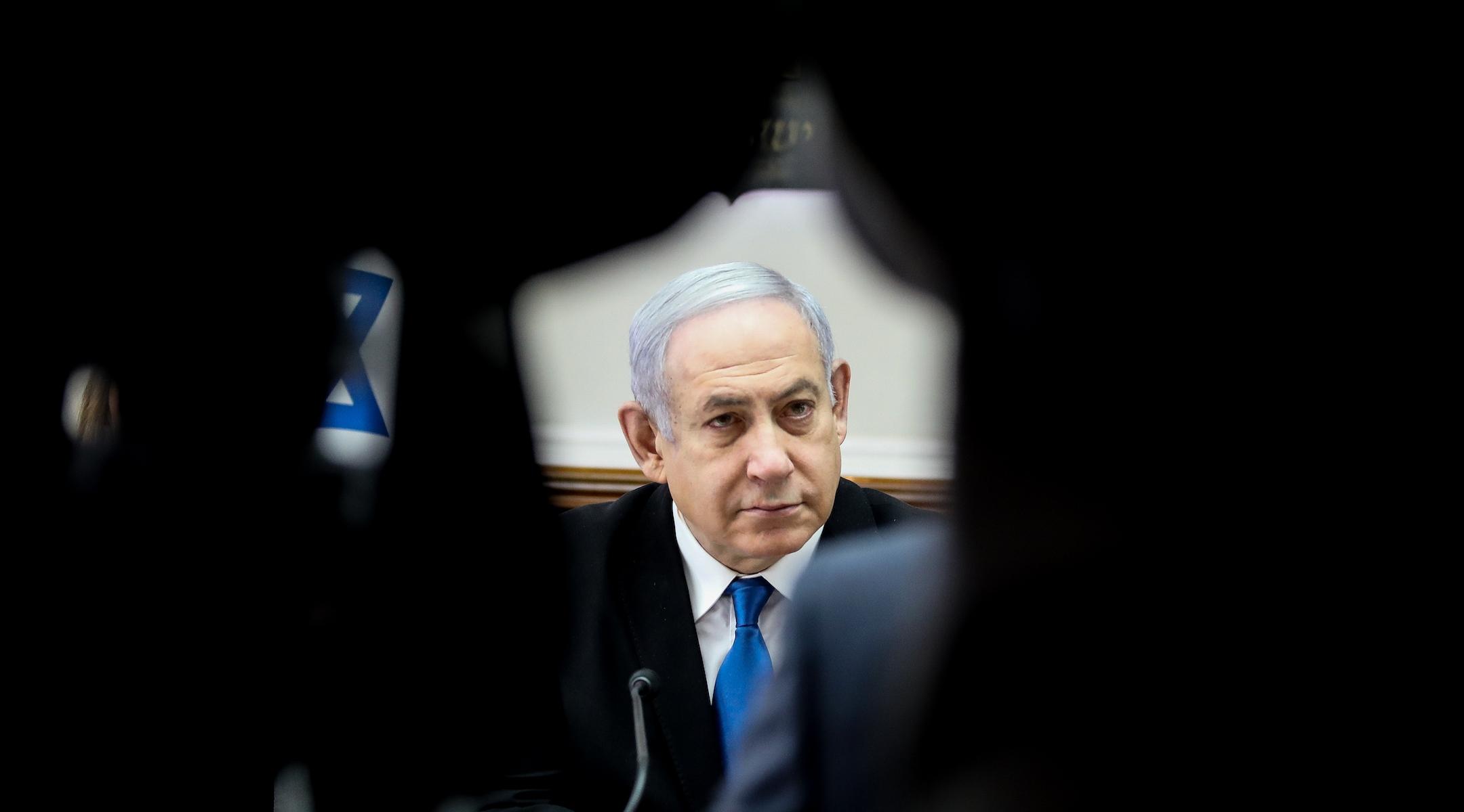 HBO is developing a series called 'Bibi' about Benjamin Netanyahu