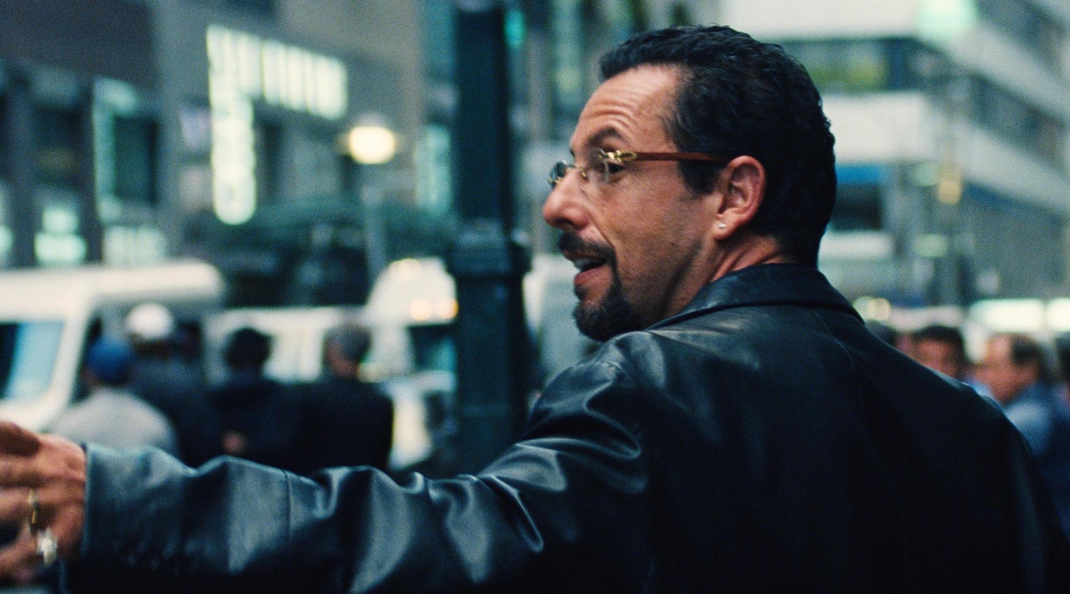 """Adam Sandler as Howard Ratner in """"Uncut Gems."""" (Courtesy of A24)"""