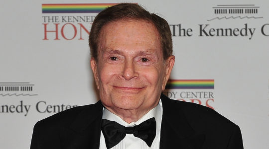 Jerry Herman at the Kennedy Center Honors at the United States Department of State in in Washington, D.C. on December 4, 2010. (Ron Sachs-Pool/Getty Images)