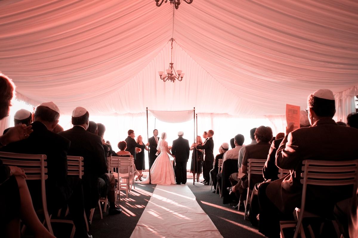marrying a rabbi