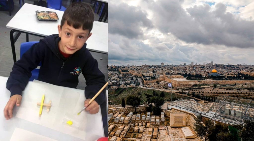 The tragic death of an 8-year-old Palestinian brought Jerusalem's Jews and Arabs together