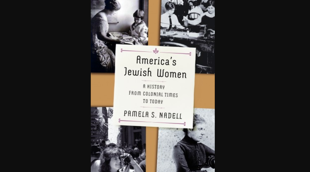 Book tracing the history of Jewish women wins top National Jewish Book Awards honors - Jewish Telegraphic Agency