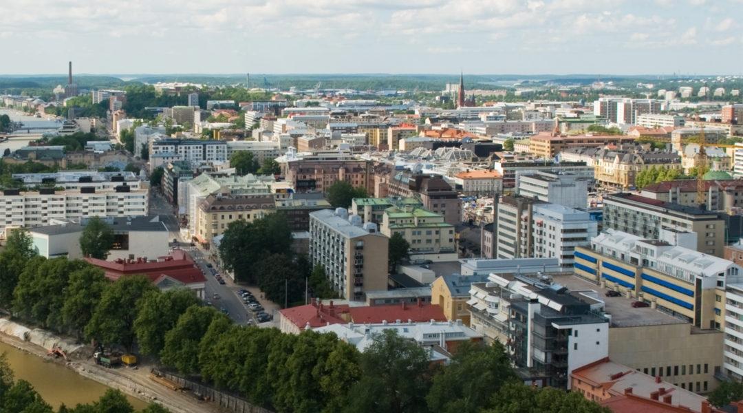 A view of Turku, Finland. (Wikimedia Commons)