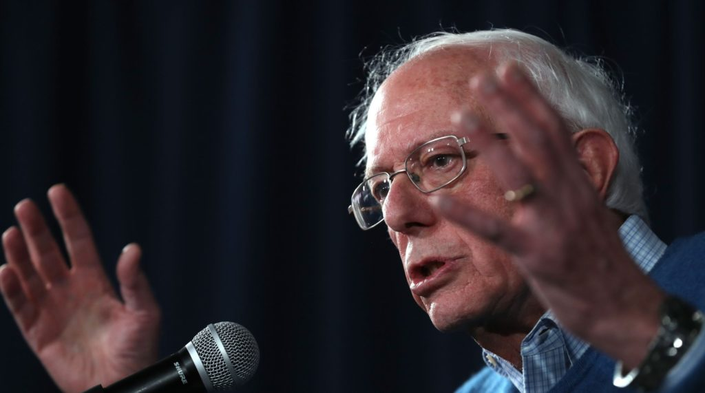 Pro-Israel political action committee takes heat for anti-Bernie Sanders ads