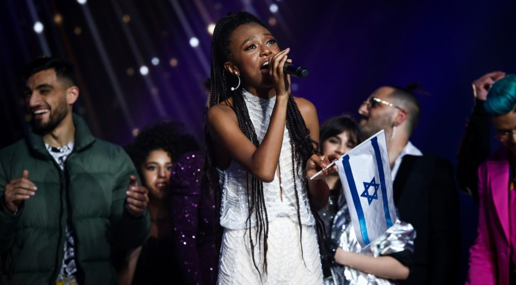 In first, an Ethiopian Israeli will represent Israel in Eurovision Song Contest