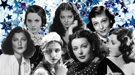 jewish actresses