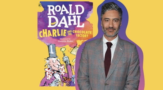 taika waititi charlie and the chocolate factory