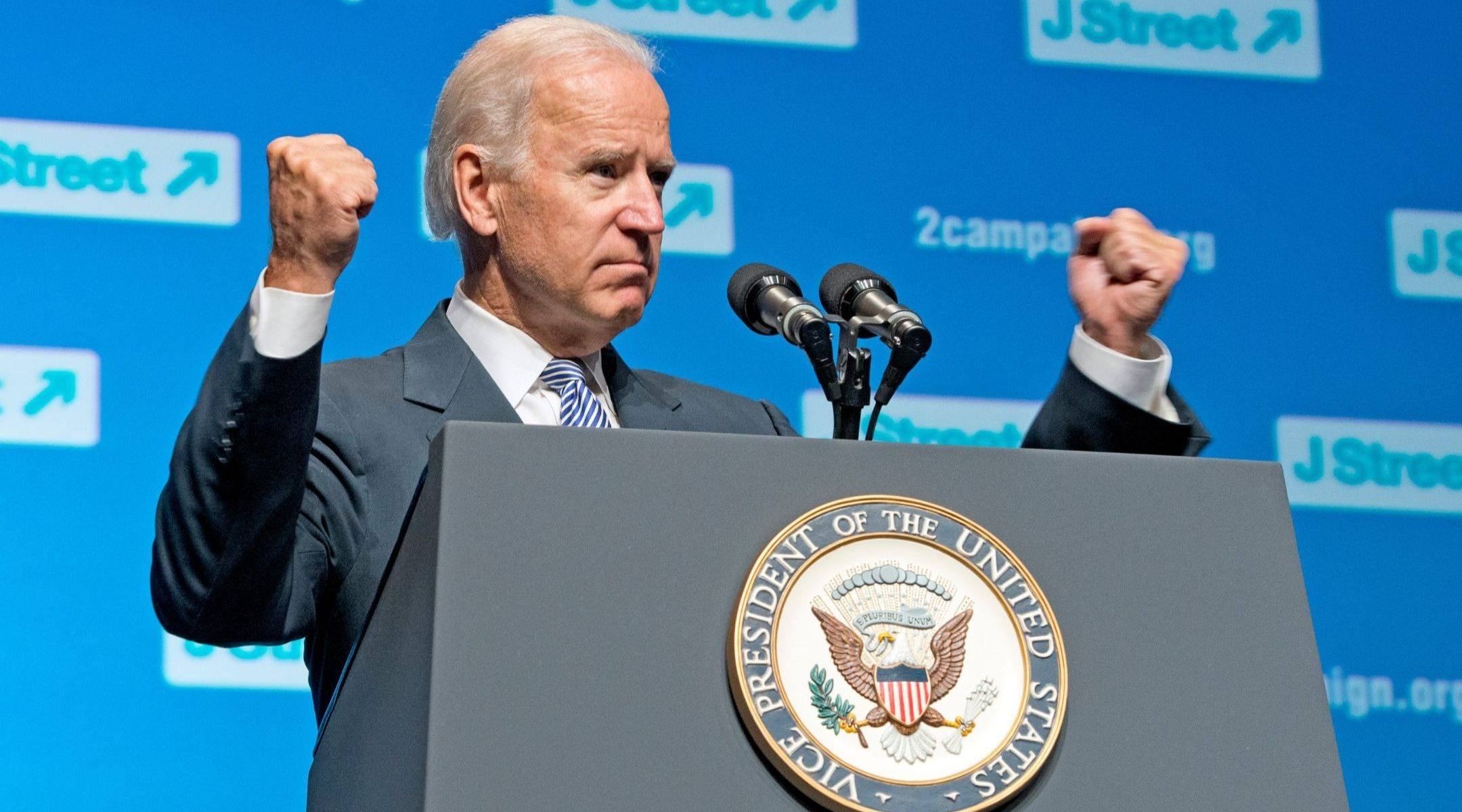 As Joe Biden welcomes J Street endorsement, a sign of the liberal pro-Israel lobby's increasing influence - Jewish Telegraphic Agency