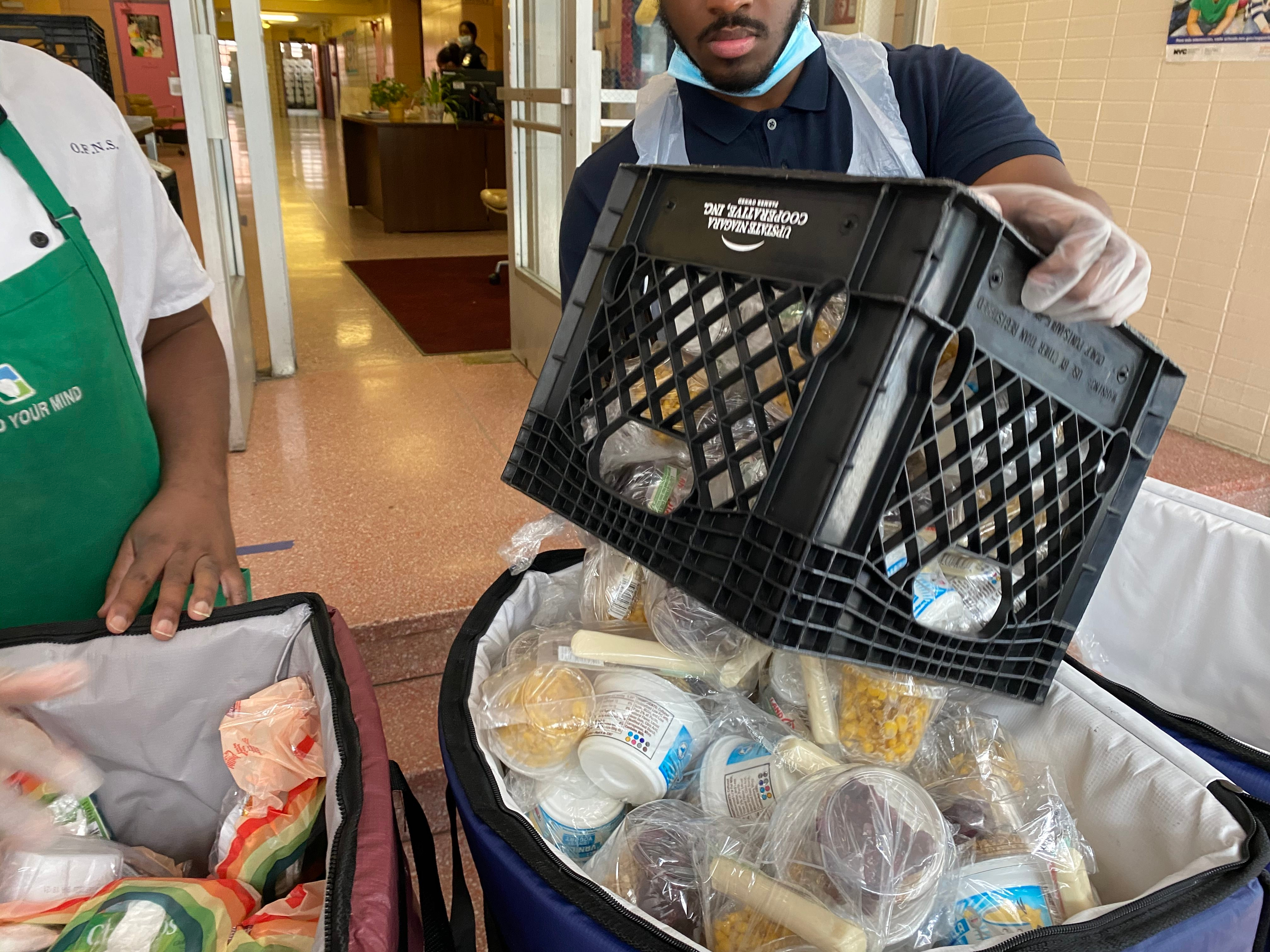 Kosher meals now available as part of New York Citys hunger relief efforts