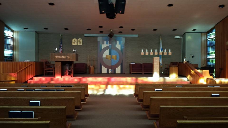 Several windows smashed at Reform synagogue in Peoria, Illinois