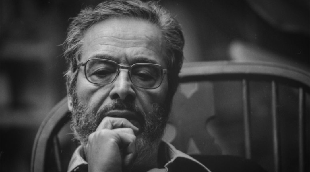Albert Memmi in Paris, France on Dec. 8, 1982. (Wikimedia Commons/Claude Truong-Ngoc)
