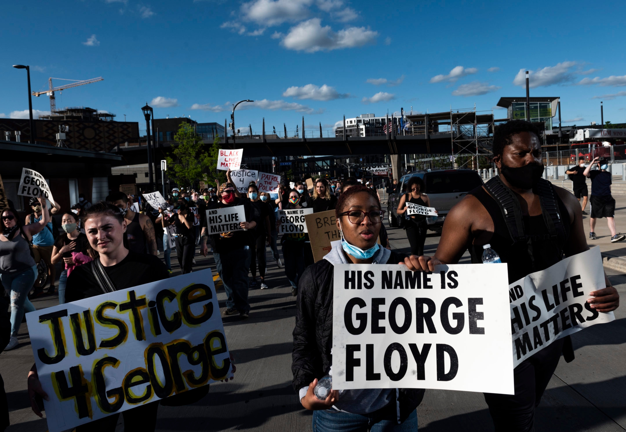 'We stand in solidarity': Jewish organizations respond to the protests over George Floyd's death