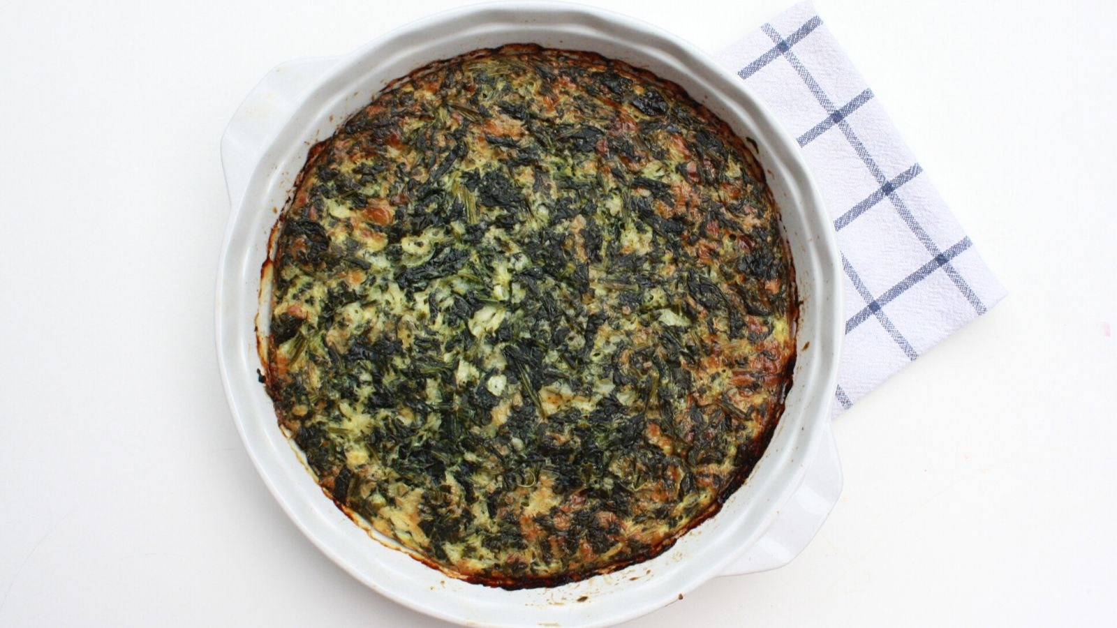 The Syrian frittata you will make again and again