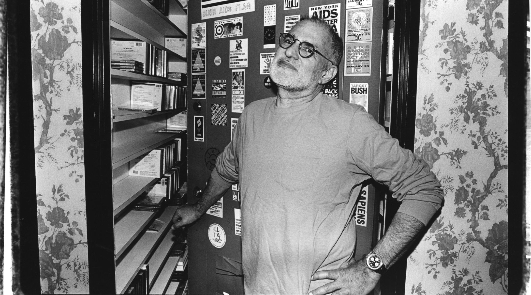 Prominent AIDS activist Larry Kramer dies at 84