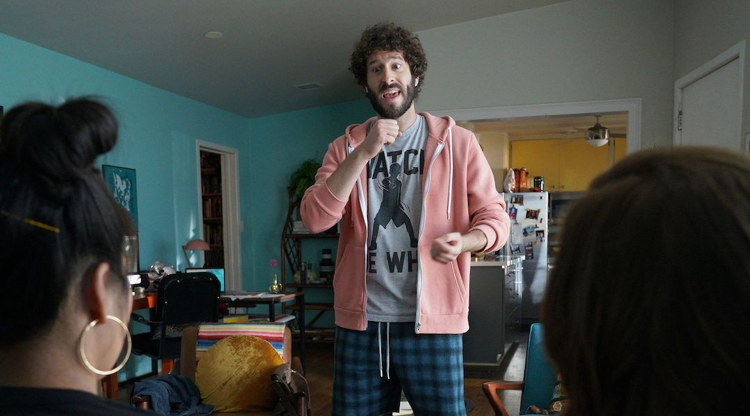 With his show 'Dave,' Lil Dicky has found his true calling — being the Larry...