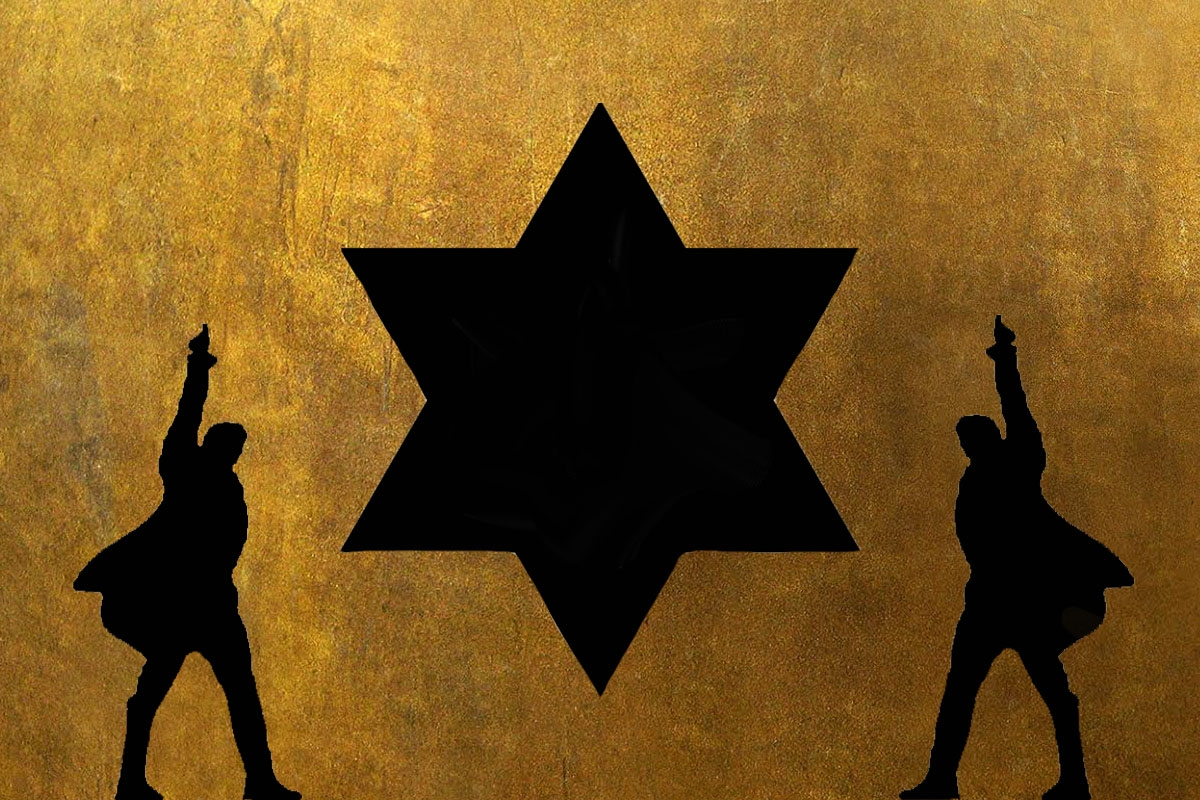 13 Jewish facts about 'Hamilton' that will make you smile