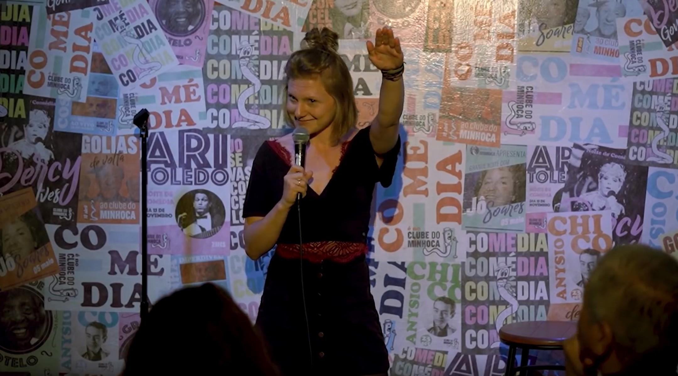 Brazilian Jewish groups slam German comedian for Holocaust joke