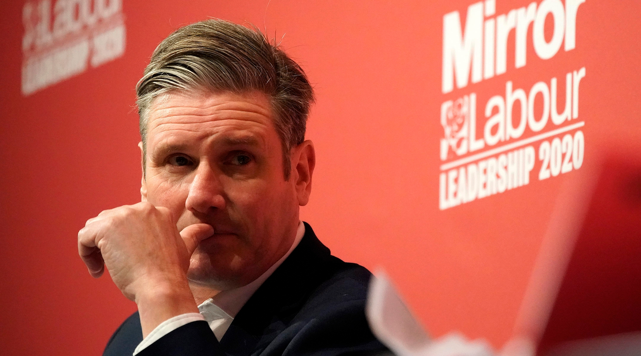 UK's new Labour leader is 'failing' in vow to crack down on anti ...