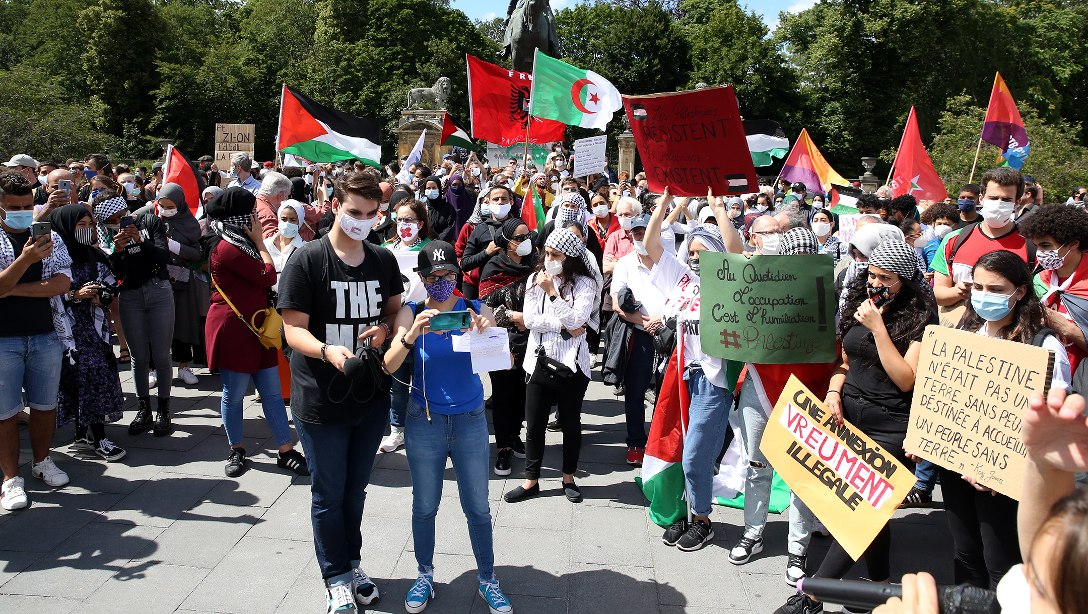 Belgian government funds groups that promise to weaken influence of pro-Israel voices