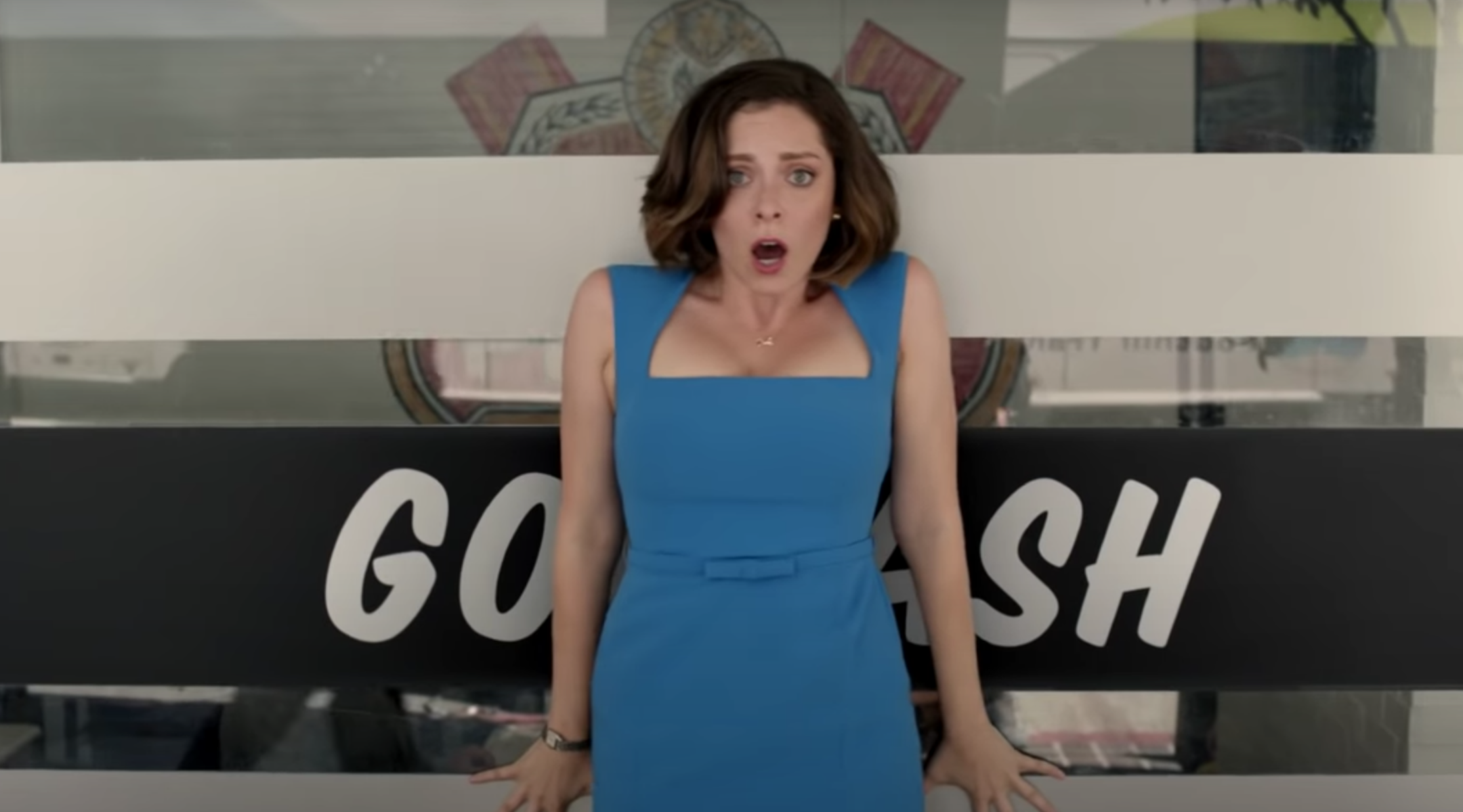 Rachel Bloom is helping produce a series called 'I'm In Love With The Dancer From...