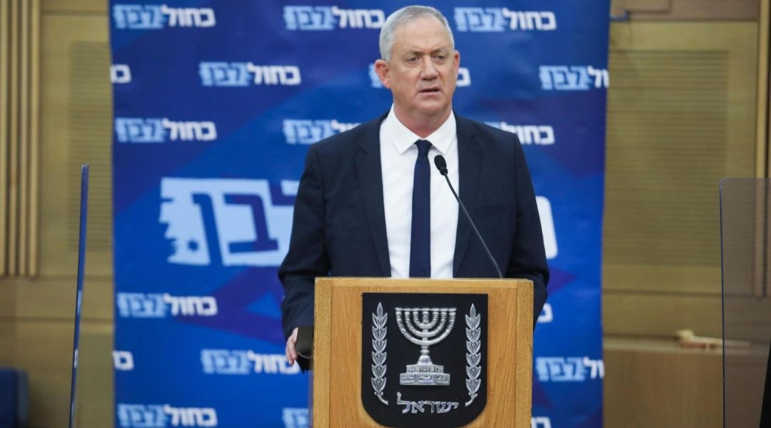 'Not every incident in Iran is connected to us,' Gantz tells Israelis about explosions at...